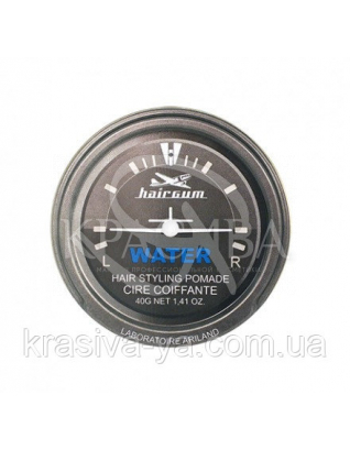 Hairgum Water Hair Styling Pomade Помада для стайлинга на водяной основе с ароматом цитруса,  40 г : Средства для стайлинга