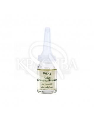 Dr. Kraut Dermo Purifying Active - Очищаючий концетрат з шавлією і азелаїнової кислоти, 6 мл : Концентрат для обличчя