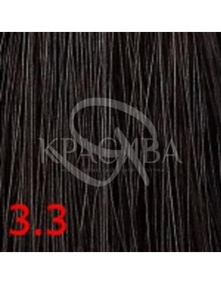 Cutrin Aurora Demi Color - Безаммиачная краска для волос 3.3 Темный золотисто-коричневый, 60 мл : Безаммиачная краска