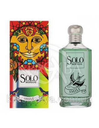 Solo Smile EDT Туалетна вода 2016 р., 100 мл : Luciano Soprani
