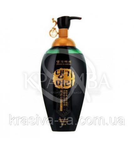 Минеральный шампунь на основе целебных трав DAENG GI MEO RI Mineral Herbal Shampoo, 500мл - 1