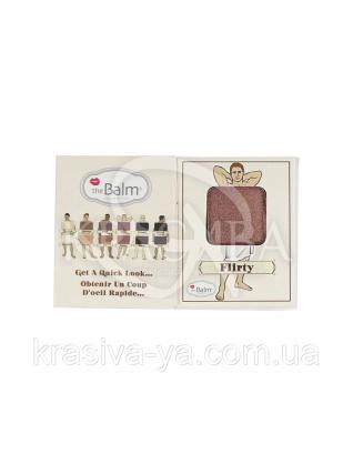 The Balm Mini Nude Eyeshadow - Тени для ресниц, 0.8 г : TheBalm