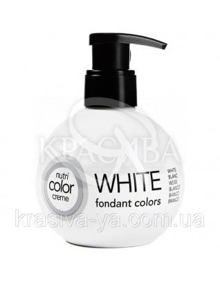 Тонирующий бальзам для волос 000 Белый крем, 250 мл