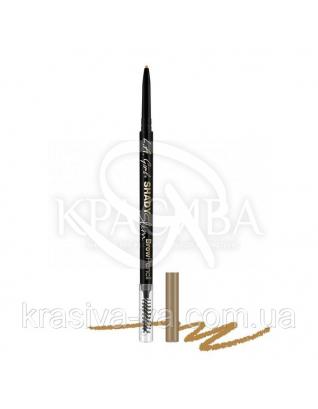 L. A. Girl GB351 Slim Shady Brow Pencil Blonde - Олівець для брів (для блондинок) : L.A. Girl