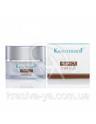"""Krauterhof Perfect Makeup Крем для обличчя денний """"Ідеальний макіяж"""" з легким тонуючим ефектом, 50 мл"""