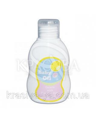Детское масло для массажа, увлажнения и защиты, 100 мл : Для детей