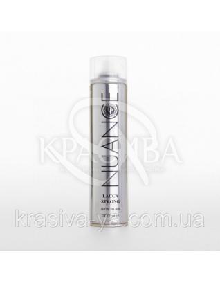 Nuance CP Лак для волос сильной фиксации без газа ЭКО, 300 мл : Лак для волос