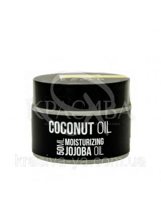 Натуральний зволожуючий крем для обличчя Coconut, 50 мл : Luff