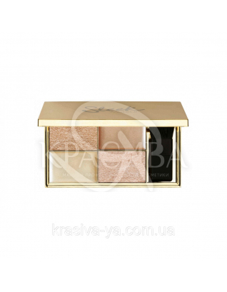 Sleek Highlighting Palette Cleopatras Kiss - Хайлайтер для особи, 9 м : Хайлайтери
