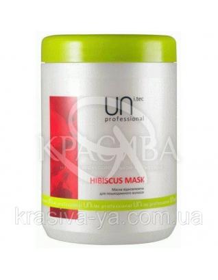 Uni.tec Hibiscus Mask відновлююча Маска для пошкодженого волосся, 1000 мл : UNi.tec professional