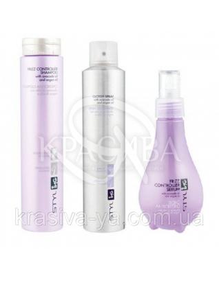 ING Набор для непослушных и вьющихся волос (3 шт) : Beauty-боксы для волос