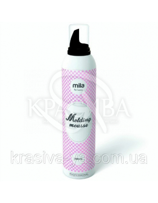 Пінка для волосся Mila PRO, 300 мл : Mila Hair Cosmetics