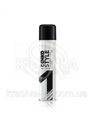 "C:EHKO Style Спрей для волос ""Бриллиант блеск"", 250 мл : Спрей для стайлинга волос"
