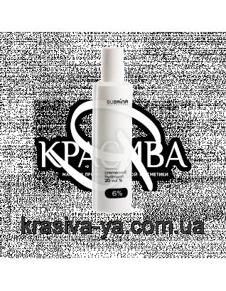 Subrina Крем окислювач 6 %, 120 мл : Окислювачі для волосся