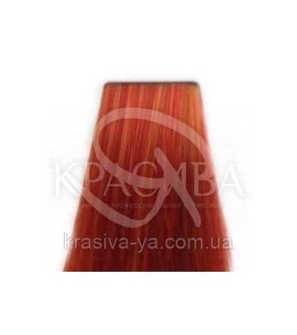Keen Крем - краска без аммиака для волос Velveet Colour 7.45 Натуральный медно-красный блонд, 100 мл - 1