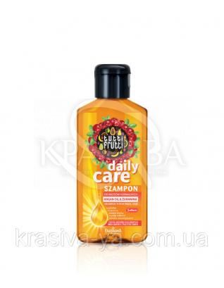 Тутті & Фрутті Арганова олія & Журавлина шампунь для волосся, 100 мл : Farmona