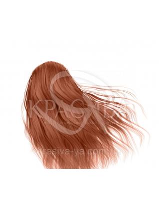 Dia Richesse Hi Visibility - Крем-краска для волос без аммиака тон в тон оттенок 44 сияющая медь, 50 мл : Безаммиачная краска