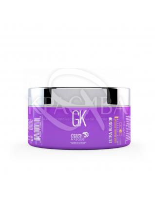 "GKhair-Ultra Blonde Bombshell Masque - Маска для волос ""Холодный блонд"", 200 мл"
