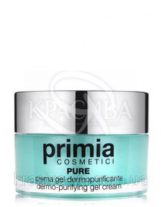 Pure Dermo-Purifying Gel Cream - Крем-гель для жирной и проблемной кожи, 50 мл