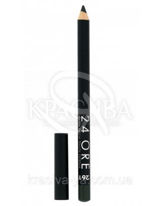 """Стійкий косметичний олівець для очей """"24 Ore Eye Pencil"""" 261, 1.5 м : Deborah Milano"""