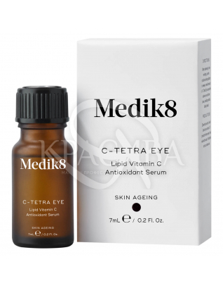 Денна сироватка навколо очей з вітаміном С : Сироватка для очей