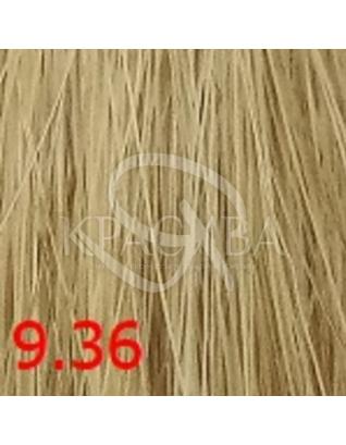 Cutrin Aurora Demi Color - Безаммиачная краска для волос 9.36 Очень светлый золотой песок, 60 мл : Безаммиачная краска