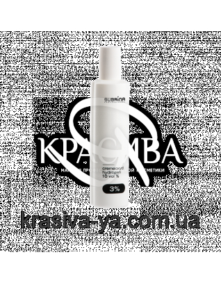 Subrina Крем окислювач 3 %, 120 мл : Окислювачі для волосся