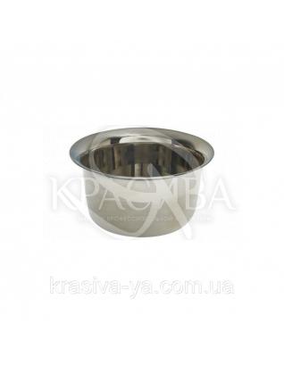 Чаша сталева : Аксесуари для гоління