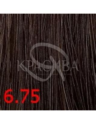 Cutrin Aurora Demi Color - Безаммиачная краска для волос 6.75 Брауни, 60 мл :