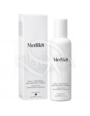 Освежающий, выравнивающий баланс кожи тоник : Medik8