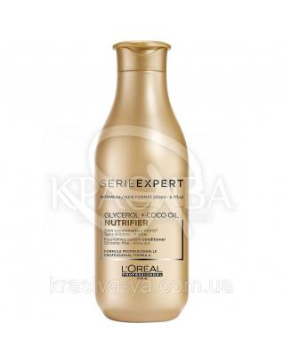 L'oreal Professionnel Nutrifier - Кондиціонер без силікону для живлення сухого і ламкого волосся, 200 мл :