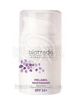 Melabel Отбеливающий дневной крем SPF50+, 50 мл : Biotrade