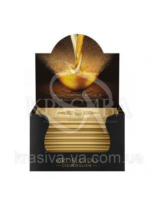 Безаммиачная осветляющая пудра, 40 г * 8 шт : Порошок для волос