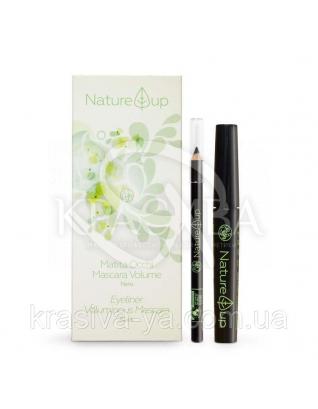 BM Набор для макияжа глаз (карандаш для век, черный+тушь доя ресниц, черная)/Black Eyeliner+Black Mascar : Beauty-наборы для макияжа