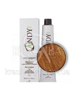 Andy 8.4 Світлий блондин мідний Фарба для волосся з маслом Аргана і пантенолом, 120 мл : Dikson
