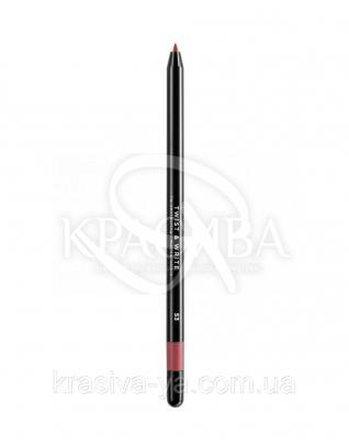 Косметичний водостійкий олівець для губ Twist & Write 53 : Nouba
