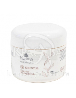 BM Необхідний пілінг з ефектом скрабу / Essential Scrub - Effect Peeling, 250 мл :