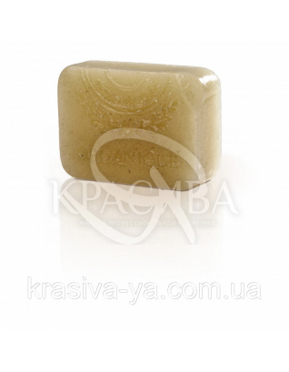 Органическое твердое мыло с грязью мертвого моря для нормальной кожи, 105 г