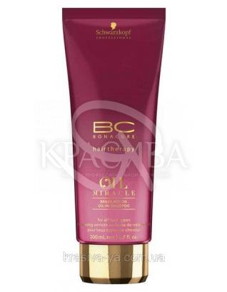 BC OM Brazilnut Oil-in-Shampoo - Шампунь с маслом бразильского ореха, 200 мл