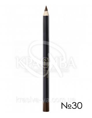 MF Kohl Pencil - Карандаш для глаз (30-Коричневый), 1,2 г : Контурный карандаш
