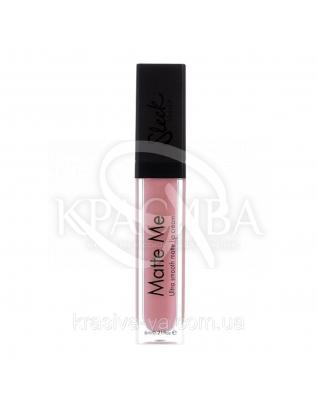 Sleek Matte Me Lip Cream Petal - Жидкая матовая помада, 6 мл : Sleek make up