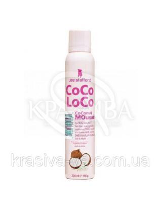 Фіксуюча пінка для волосся Coco Loco Coconut Mousse, 200 мл : Lee Stafford
