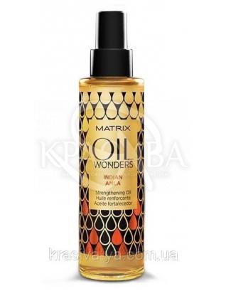 Оил Вандерс Индийский Амла, укрепляющее масло для волос, 150 мл