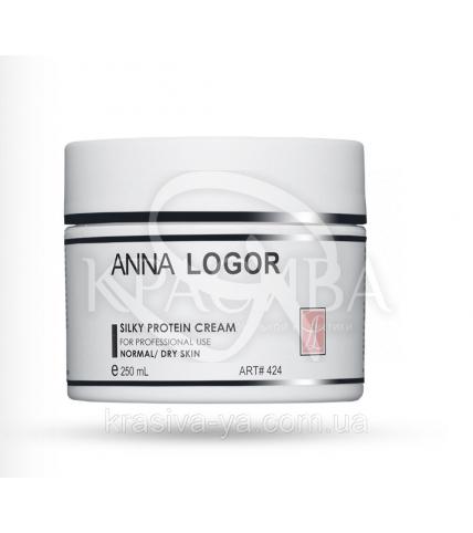 Silky Protein Cream Живильний крем з протеїнами шовку, 50 мл - 1