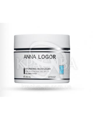 Hydration Moisturizer Зволожуючий крем для всіх типів шкіри 50 мл : Anna Logor