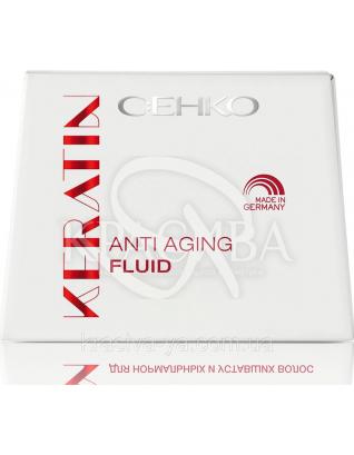 C:EHKO Keratin - Флюїд з кератином для ослаблених і стомлених волосся, 7*10 мл :