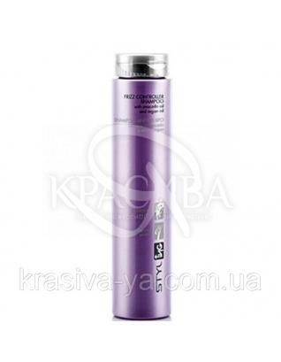 ING Шампунь для непослушных и вьющихся волос, 250 мл : ING