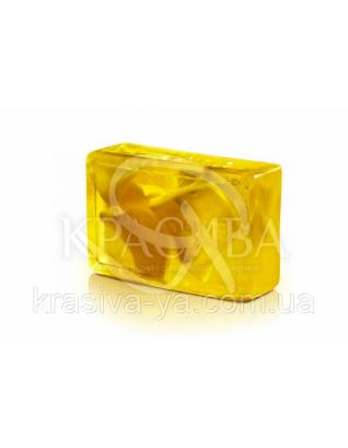 Глицериновое мыло куб ORG - Грейпфрут и лимон, 100 г : Мыло
