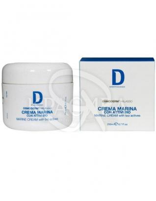 Crema Marina con Attivi Bio - Морской крем с Биоактивами, Глубокое увлажнение, 200 мл :