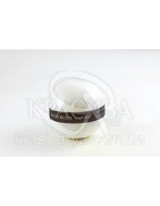 Шипучий шарик для ванны - Магнолия, 170 г : Organique